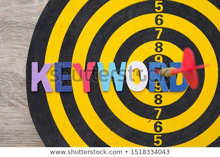 Content Management - Arrows Hit in Red Target. Stock photo © tashatuvango
