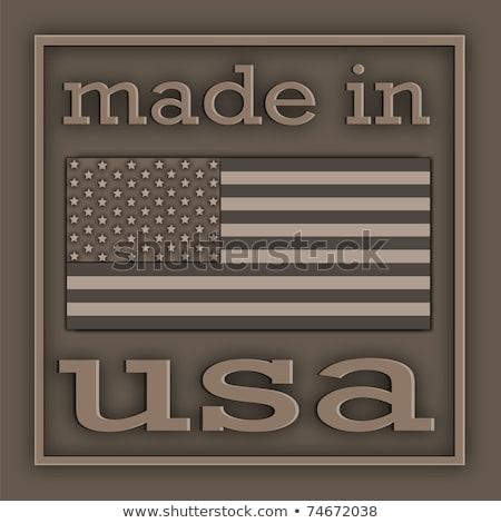 Сток-фото: металл · знак · США · автомобилей · кадр