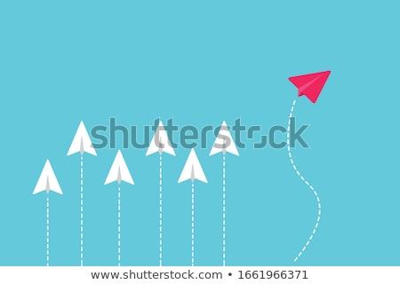direction individuality stock photo © lightsource