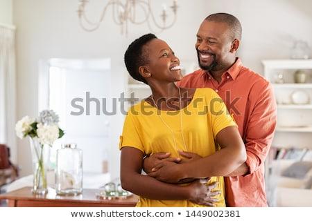 neu · Ehepaar · schauen · andere · Familie · stieg - stock foto © Paha_L
