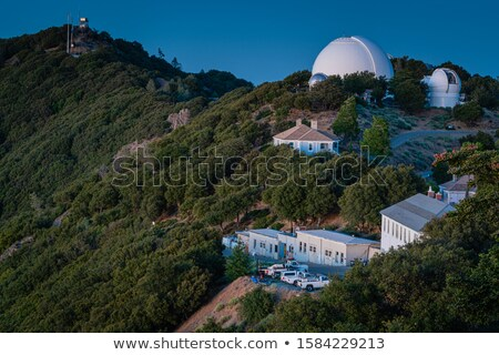 Observatory atop Mount Stock photo © Kotenko