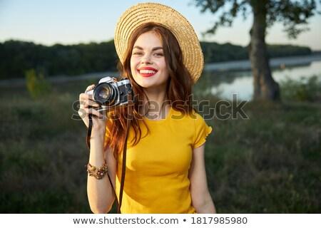 Ordinary photo lens Stock photo © Paha_L