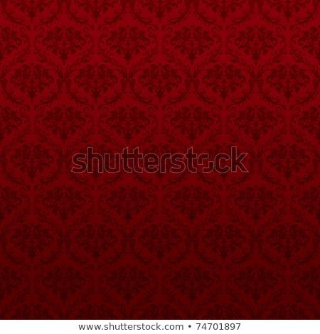 Sem costura papel de parede padrão copiar parede tapete Foto stock © shutswis