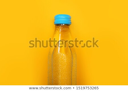 Blue bottle with a cover Stock photo © bluering