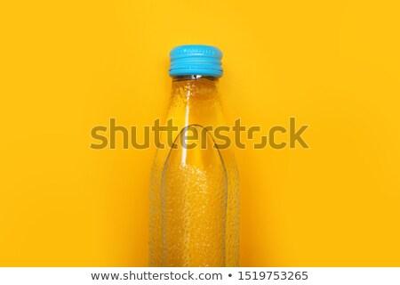 vetro · brocca · latte · isolato · bianco · contenitore - foto d'archivio © bluering