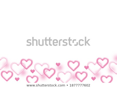 paper heart 01 stock photo © genestro