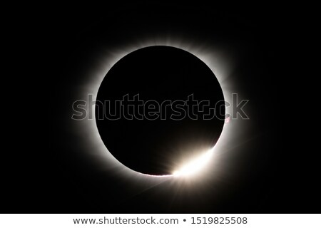 Groot amerikaanse eclips augustus hemel Stockfoto © Backyard-Photography