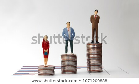 Unfair Distribution Stock photo © Lightsource