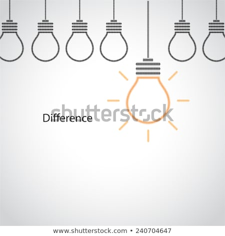 Denk icon verschillend stijl vector symbool Stockfoto © sidmay