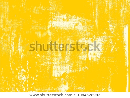 yellow background with scratches Stock photo © studiostoks