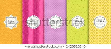 Mínimo linha padrão textura fundo tecido Foto stock © SArts