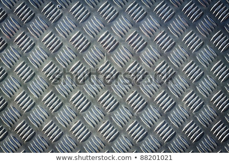 Rugged Old Anti Slip Metal Quadruple Bump Floor With Scratches A Сток-фото © Taigi