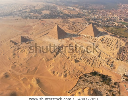 view of the pyramids stock photo © givaga