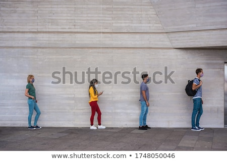 psychologie · société · santé · mentale · soutien · personnes - photo stock © lightsource