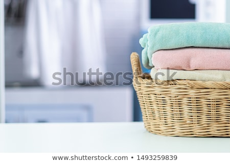 クリーン 洗濯 女性 シャツ ストックフォト © ayelet_keshet