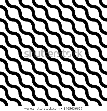 Hullámos végtelenített csíkos átló minta vektor Stock fotó © ExpressVectors