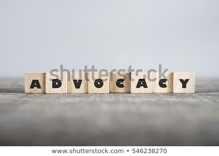 Brand Advocacy Concept Stock photo © AndreyPopov