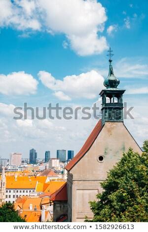 Church of Saint Nicholas, Bratislava, Slovakia Stock photo © phbcz