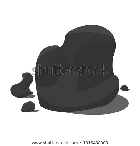 large stack mountain of cobble stone Stock photo © Melvin07