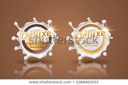 ayarlamak · taze · beyaz · etiketler · renkli - stok fotoğraf © orson