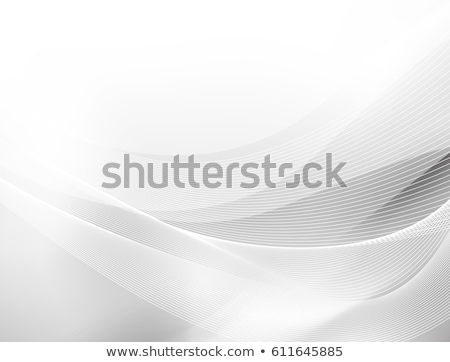 Technical vector background with curves Stock photo © orson