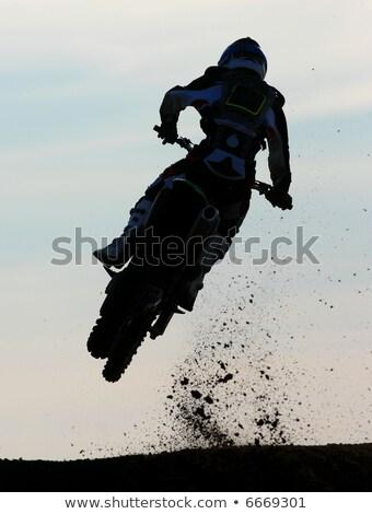 空気 オフ ビッグ ジャンプ ストックフォト © Sportlibrary