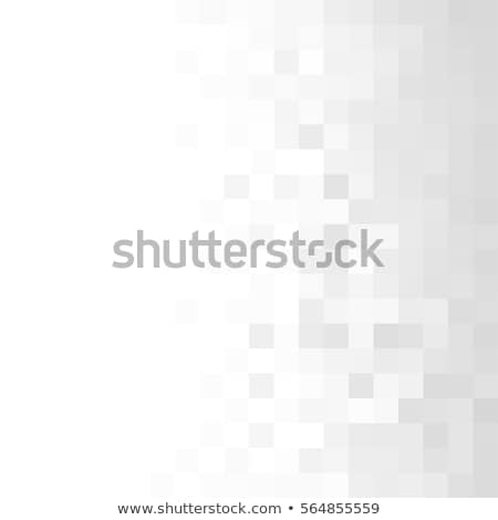Abstract background square pixel pattern stock photo © Ecelop