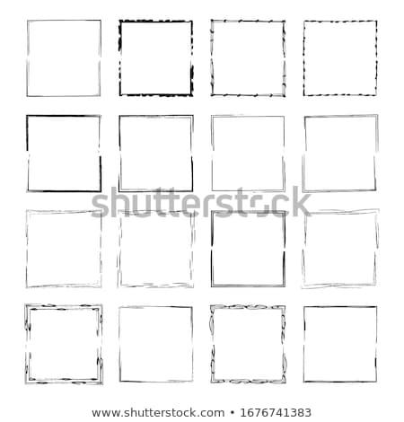 square sketch Stock photo © prill