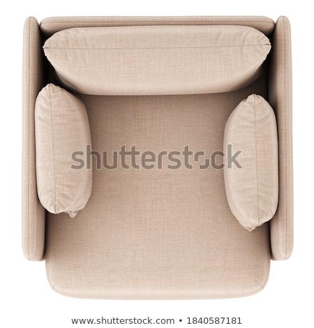Lounge стульев пусто бег трек Сток-фото © chrisbradshaw