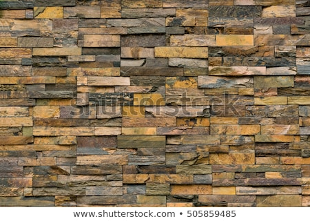 reddish stone wall Stock photo © prill