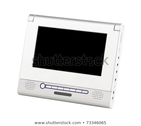 Enjoy your movie with the DVD player in the car Stock photo © JohnKasawa