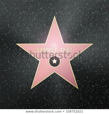 fame star stock photo © adamson