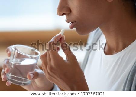 hapları · örnek · su · sağlık · gaz · bakım - stok fotoğraf © viva