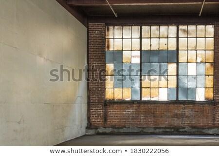 Törött ipar üzlet öreg elhagyatott klasszikus Stock fotó © Lightsource
