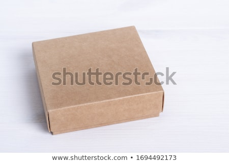 Recycling Cardboard Packaging Stock photo © Lightsource