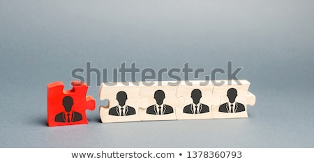 Employment Demotion Stock photo © Lightsource