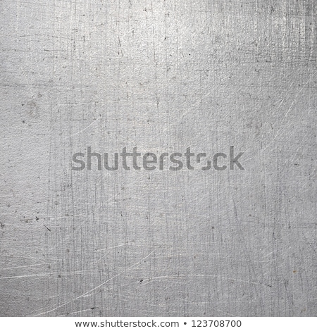 metal texture with silver rivets Stock photo © ssuaphoto