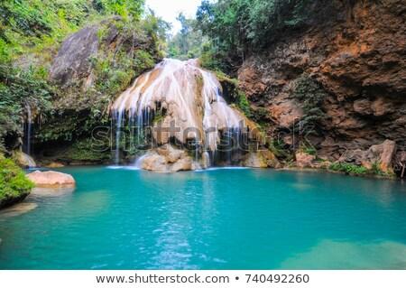 koh luang waterfall stock photo © scenery1