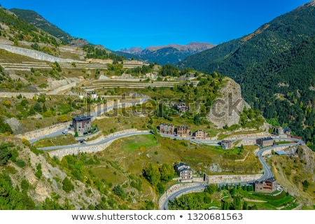 Pyrenees at Andorra Stock photo © marekusz