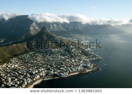 Lion's Head and Seapoint Stock photo © dirkr