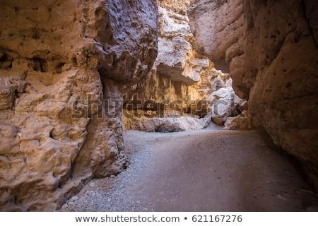 каньон Намибия пустыне Африка небе пещере Сток-фото © imagex