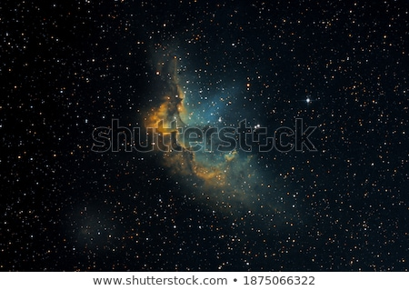 NGC7380 Wizard Nebula Stock photo © rwittich