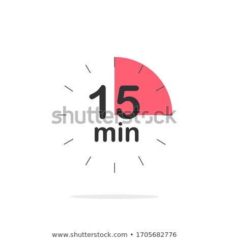 vetor · relógio · discar · ilustração · isolado · branco - foto stock © Mr_Vector
