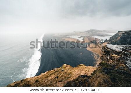 Photo stock: Typique · paysage · Islande · scénique
