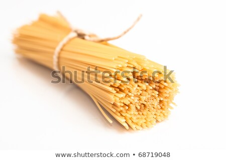 Full frame background of Italian bow tie pasta Stock photo © ozgur