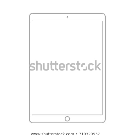 Similar to Apple Ipad Air Stock photo © leonardo