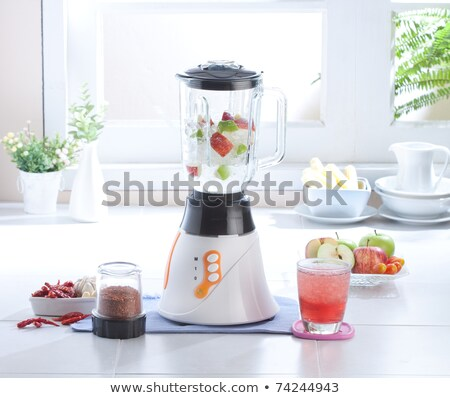 small electric blender Stock photo © ozaiachin