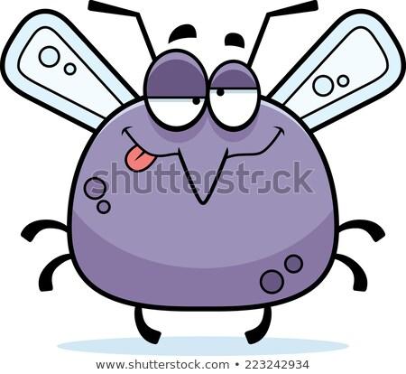 Drunk Mosquito Stock photo © cthoman