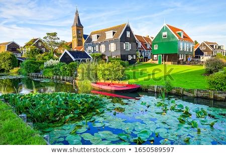 village river stock photo © pressmaster