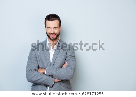 A strict business man Stock photo © bluering